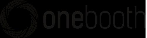 Logo onebooth black